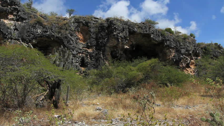 September 2011 - Bonaire - Caves on Bonaire