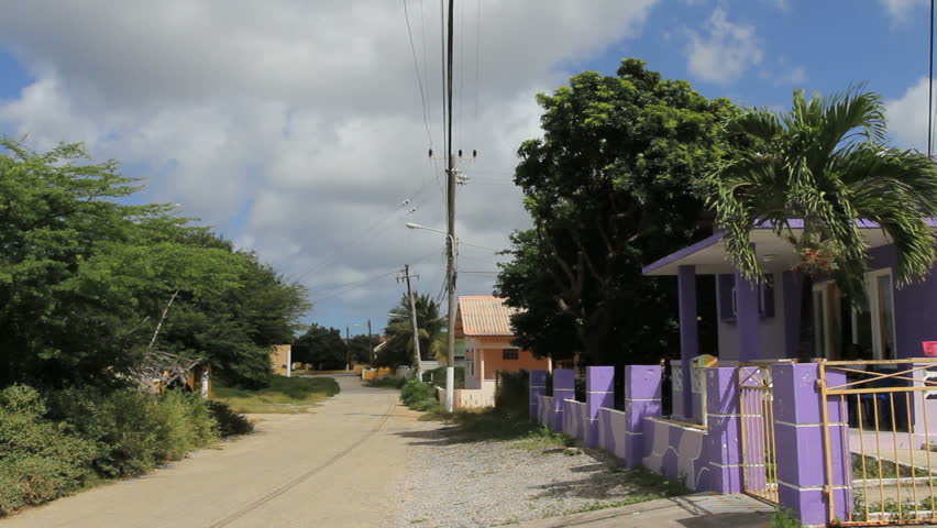 September 2011 - Bonaire - Dirt road