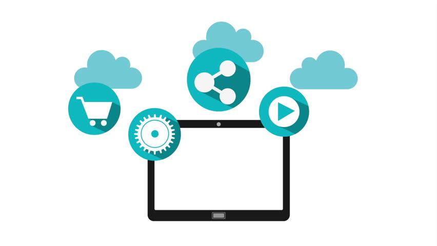Wearable technology design,  video animation   Shutterstock HD Video #16270978