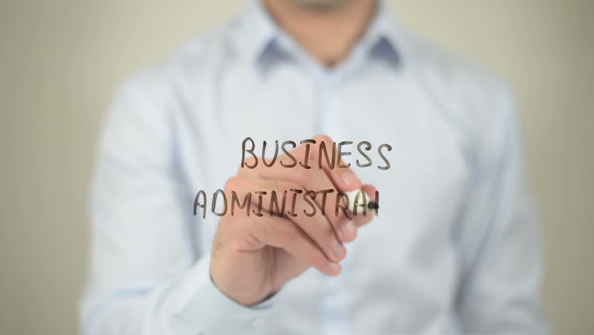 Header of Business administration