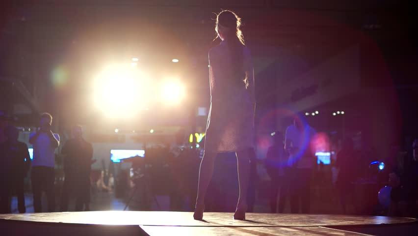 Ukraine sexy fashion show