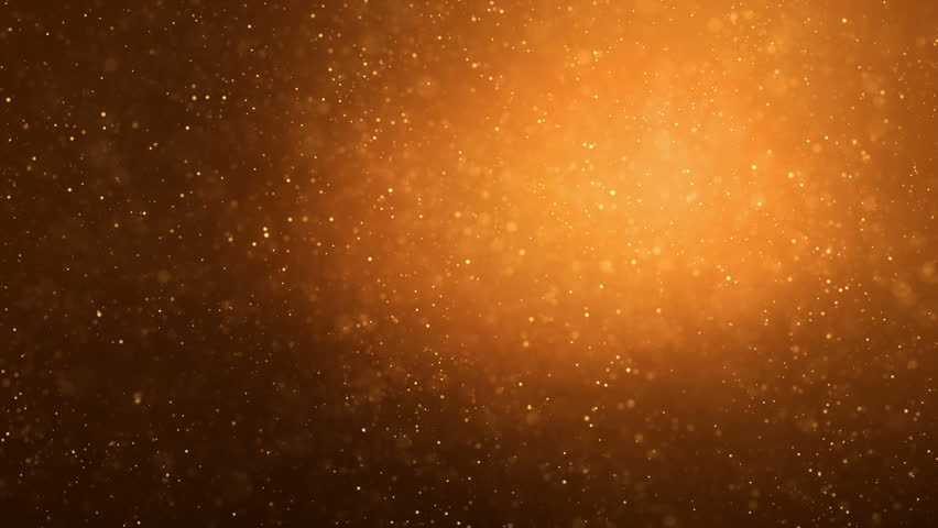 Abstract background with beautiful flickering particles. Underwater bubbles in flow. Animation of seamless loop. | Shutterstock HD Video #16702978