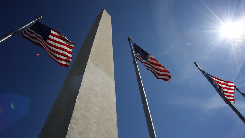 WASHINGTON, DC - CIRCA 2010: Washington Monument circa 2010 in DC.