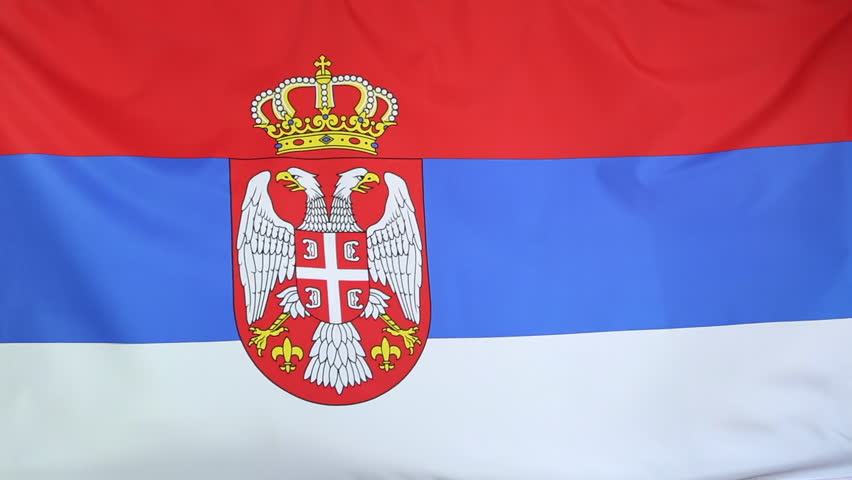 Emblem, Fabric, Flag, Serbian Wallpaper