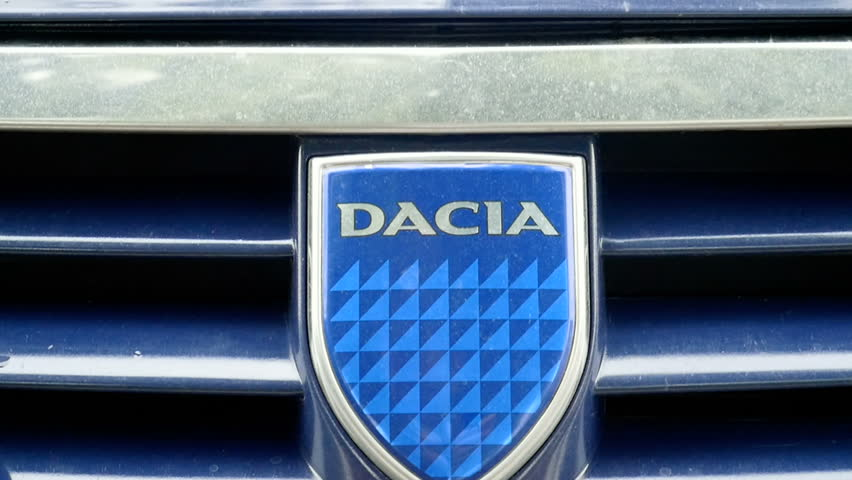 Dacia Duster Stock Footage Video Shutterstock