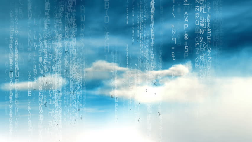 Data Cloud Server IT Technology