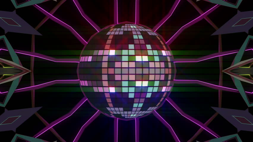 Disco Ball Animation for Music Stock Footage Video (100% Royalty-free)  17423248 | Shutterstock