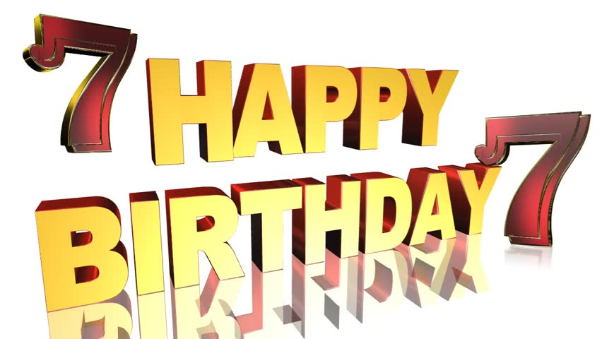Happy Birthday Greeting Card Video Animation Footage Video – Happy Birthday Greetings Video