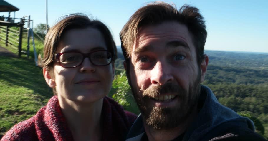 Couple selfie | Shutterstock HD Video #17582428