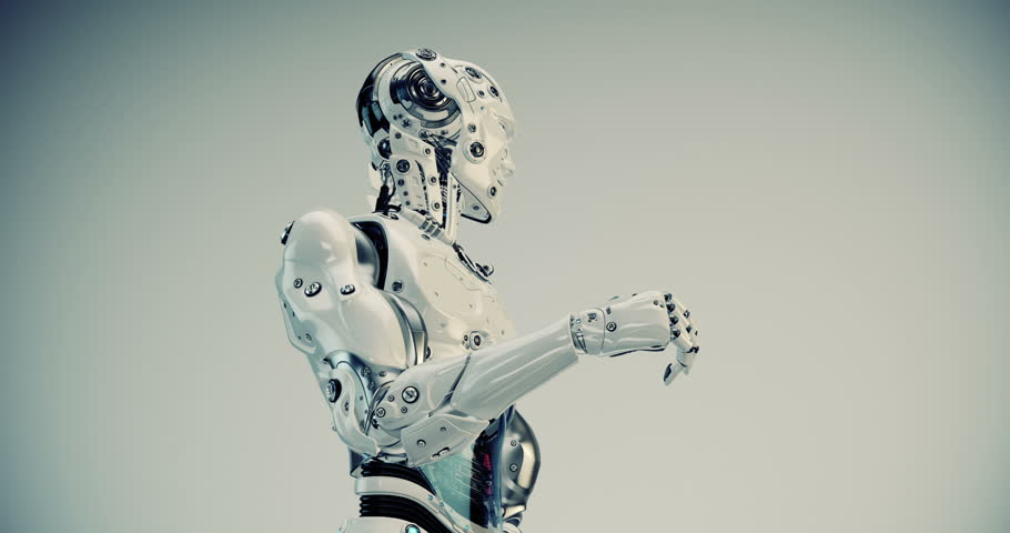 Humanoid Robot Stock Video Footage 4k And Hd Video Clips