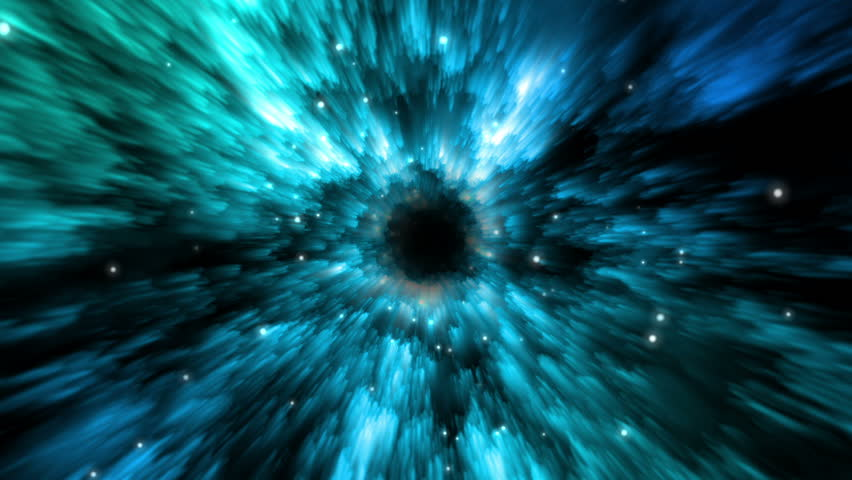 Space Tunnel Wormhole Time Travel