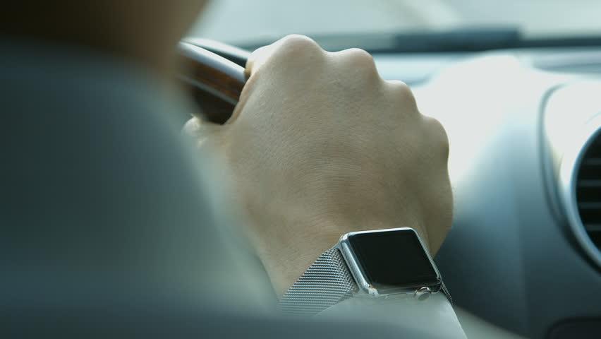 Man watch notification   Shutterstock HD Video #17856727