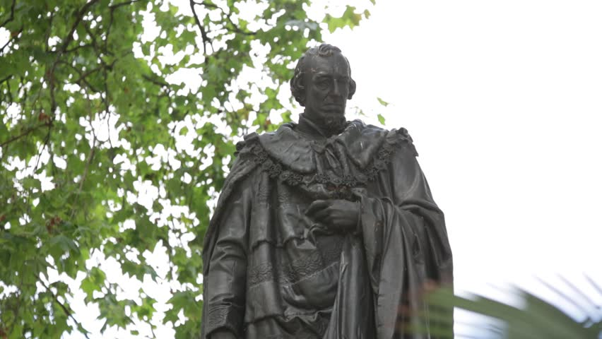 Header of Disraeli