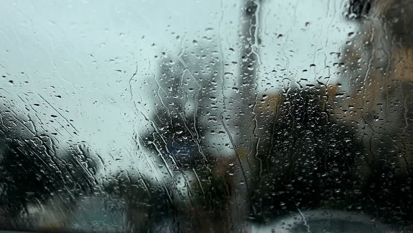 Rainy Day in Car - Stock Footage Video (100% Royalty-free) 1794938 |  Shutterstock