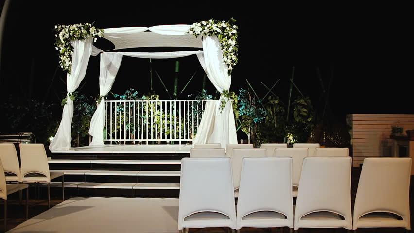 Jewish traditions wedding ceremony. Wedding canopy (chuppah or huppah). A Jewish wedding & Jewish Traditions Wedding Ceremony. Wedding Canopy (chuppah Or ...