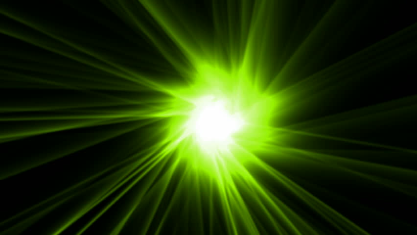 green rays laser and fire in super space,dazzling god spirit light,energy tech fibre optic cable rays field,tunnel time hole and stargate in cosmos.