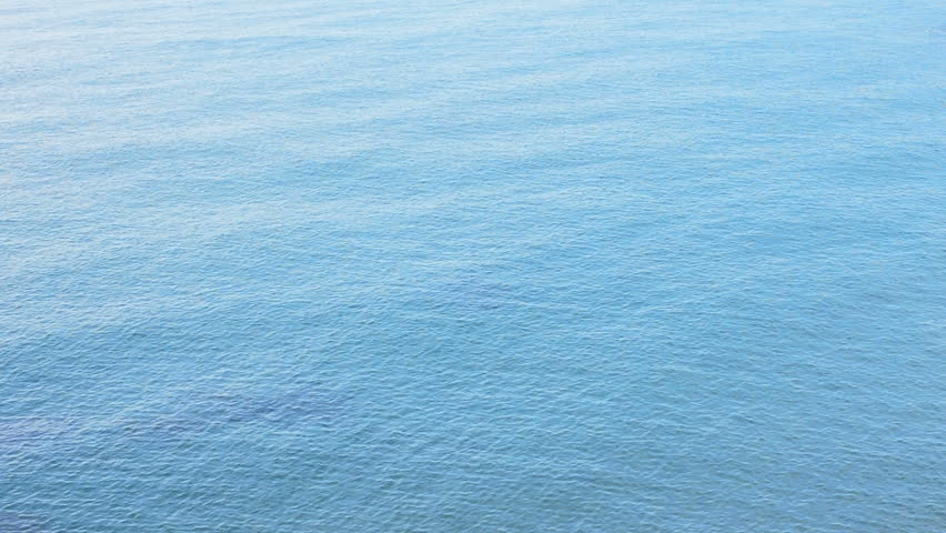 Calm Water Texture calm waters of the pacific ocean stock footage video 5662913