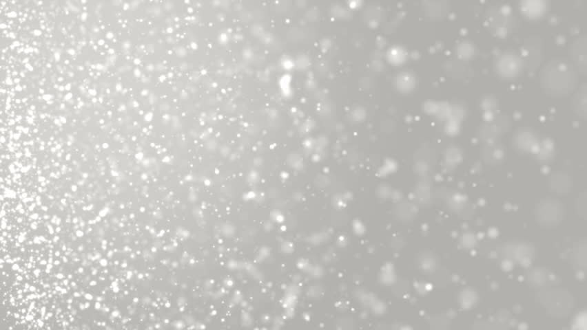 elegant silver abstract with snowflakeschristmas animated