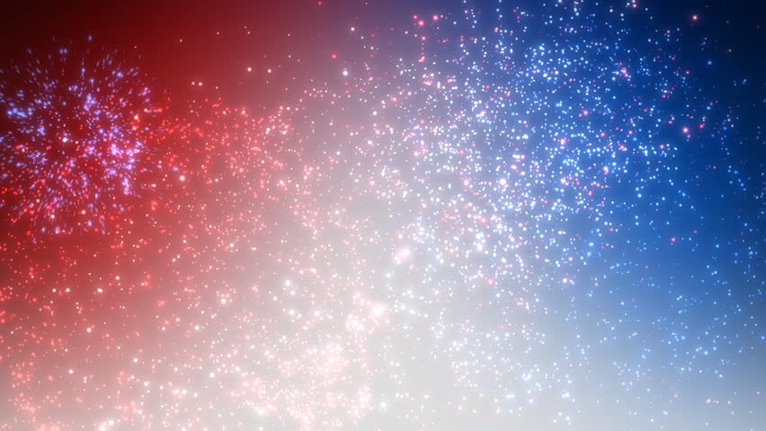 4th of july stock footage video shutterstock for Red white and blue wallpaper
