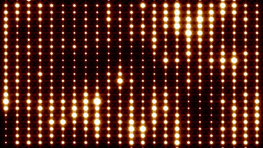 Flashing lights spotlight bulb flood lights vj led wall stage led led lights seamless looping animation hd stock footage clip aloadofball Choice Image