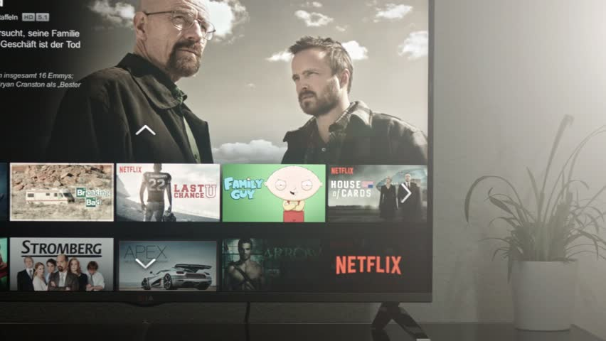 how to get the netflix on lg smart tv