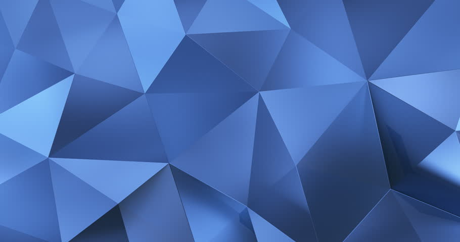 Exceptionnel 3d Blue Abstract Material Design Background Loop 4k Stock Footage  II84