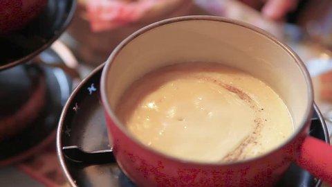 fondue pod