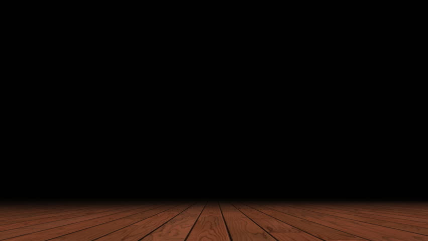Bouncing Color BasketBall On Wooden Floor. Loop able 3DCG render Animation.  With Text Space - Basketball Bouncing On The Wood Floor Stock Footage Video 1969513
