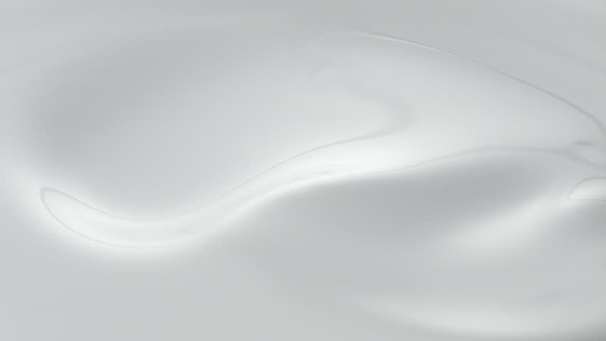 Swirl in milky liquid surface. Shot with high speed camera, phantom flex 4K. Slow Motion.