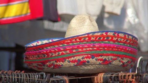1000+ Sombrero Vendor Stock Video Clips and Footage (Royalty Free ... 7c6d8734358