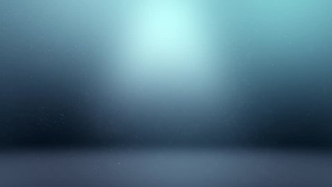 Animated video motion background loop - Grey and light blue background