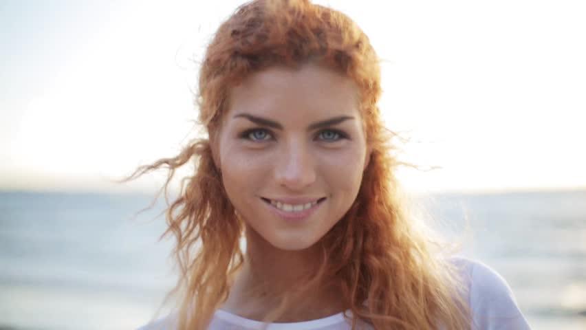 Free redhead facial videos
