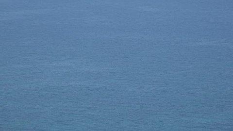 Ocean Or Sea Water And Waves