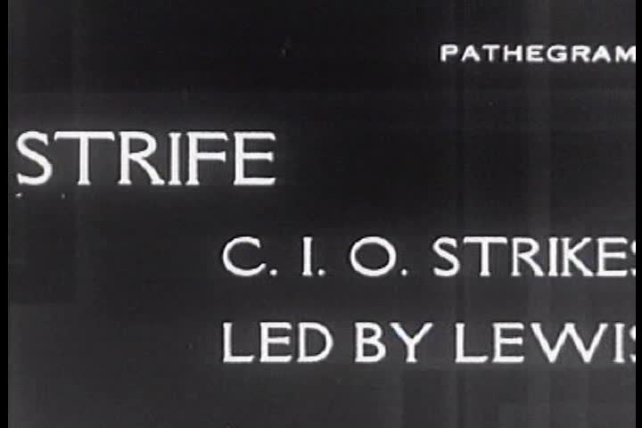 preeminent definition. strife the cio strike led by john l lewis and war torn madrid preeminent definition