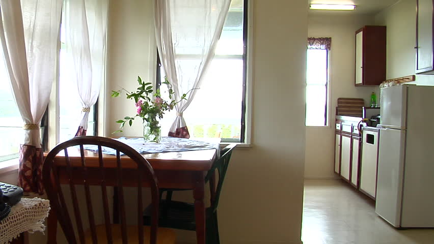 Pan Through Guest Apartment In The Kingdom Of Tonga HD UP15542