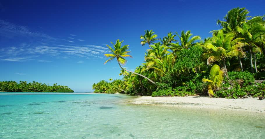 Beach: Sky Beautiful Turqoise Nature Beach Tropical Paradise ...