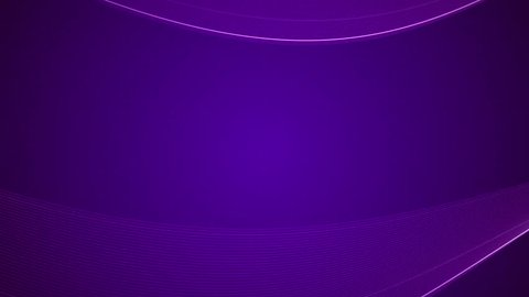 Pro motion animation background video loop - purple movement on top and bottom