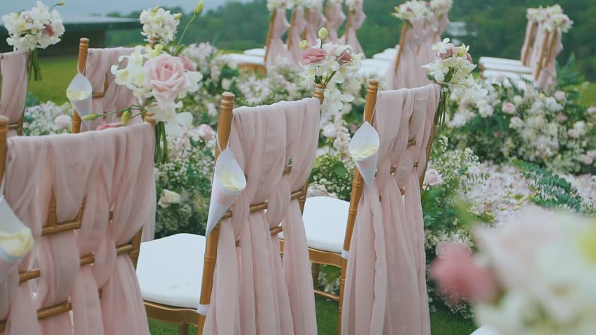 Stock video of wedding flower arch decoration wedding arch stock video of wedding flower arch decoration wedding arch 20248768 shutterstock junglespirit Images