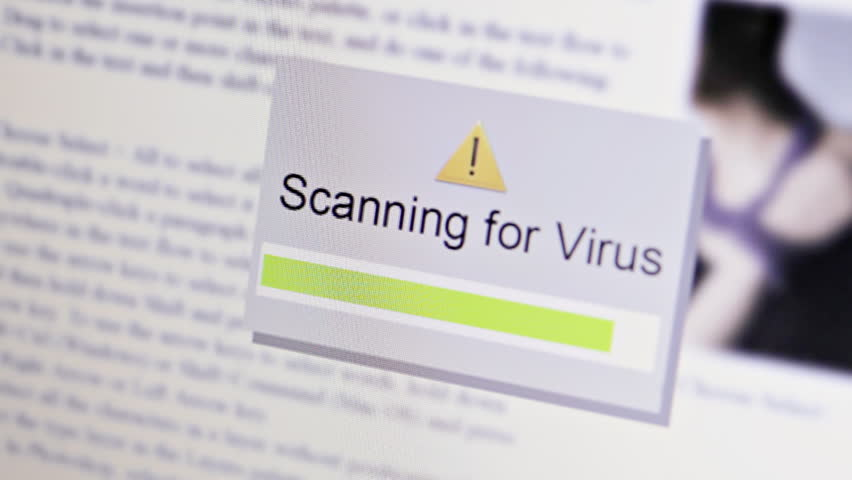 Computer Virus Checking