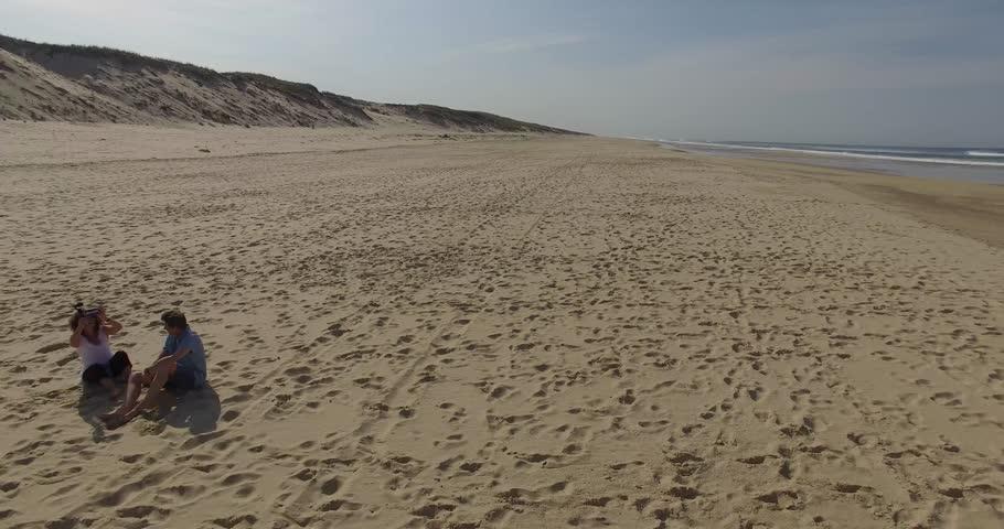 On the beach   Shutterstock HD Video #20541628