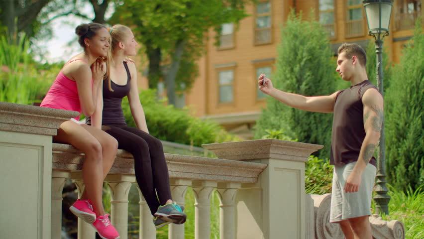 Lesbian Workout Movie