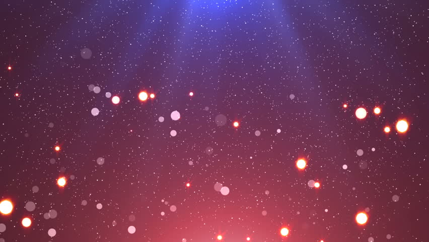 842c285515a0 Cinematic Particles Background. Looped Stock Footage Video (100 ...