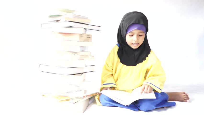 Image result for reading book muslim