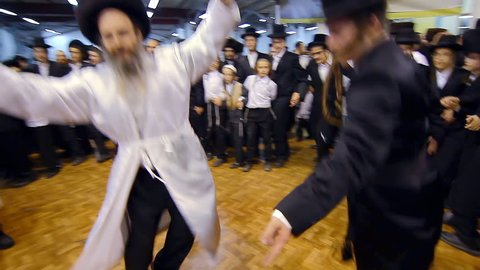 jewish hasidic dance 5 - uman-ukraine 15/09/15