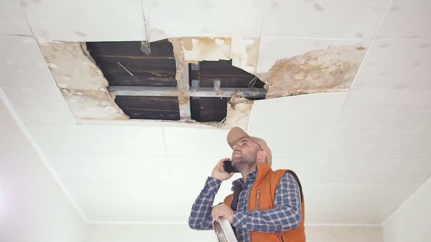 Leaky Roof leaky roof stock footage video | shutterstock