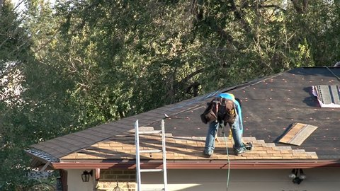 Roofer Stock Video Footage 4k And Hd Video Clips