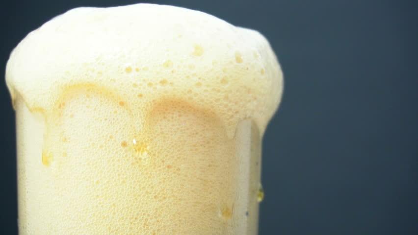Full glass of beer | Shutterstock HD Video #21000406