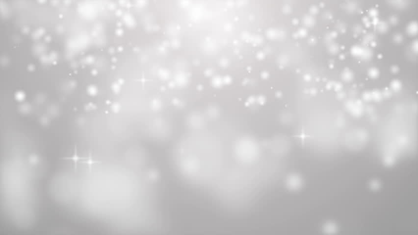 lights silver bokeh background high definition abstract