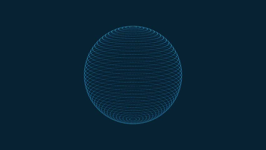 Motion of abstract sphere   Shutterstock HD Video #21059707