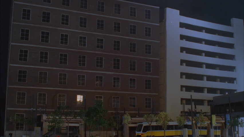 Apartment Building At Night ultra hd 4k house apartment in modern skyscraper, urban building